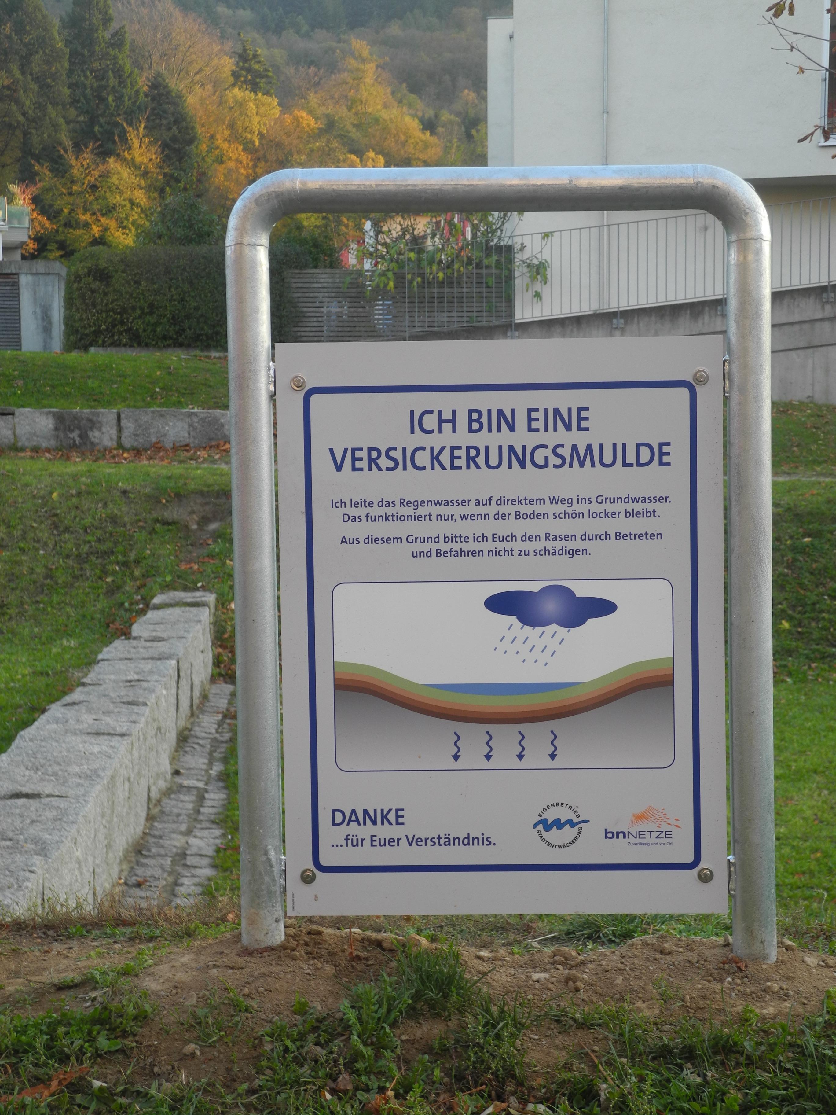 Foto Schild RVA Wiehre