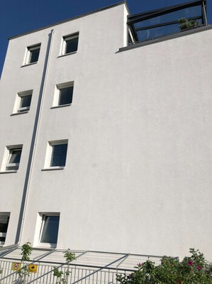 Fassadenmaterial Putz1 IMG 2085