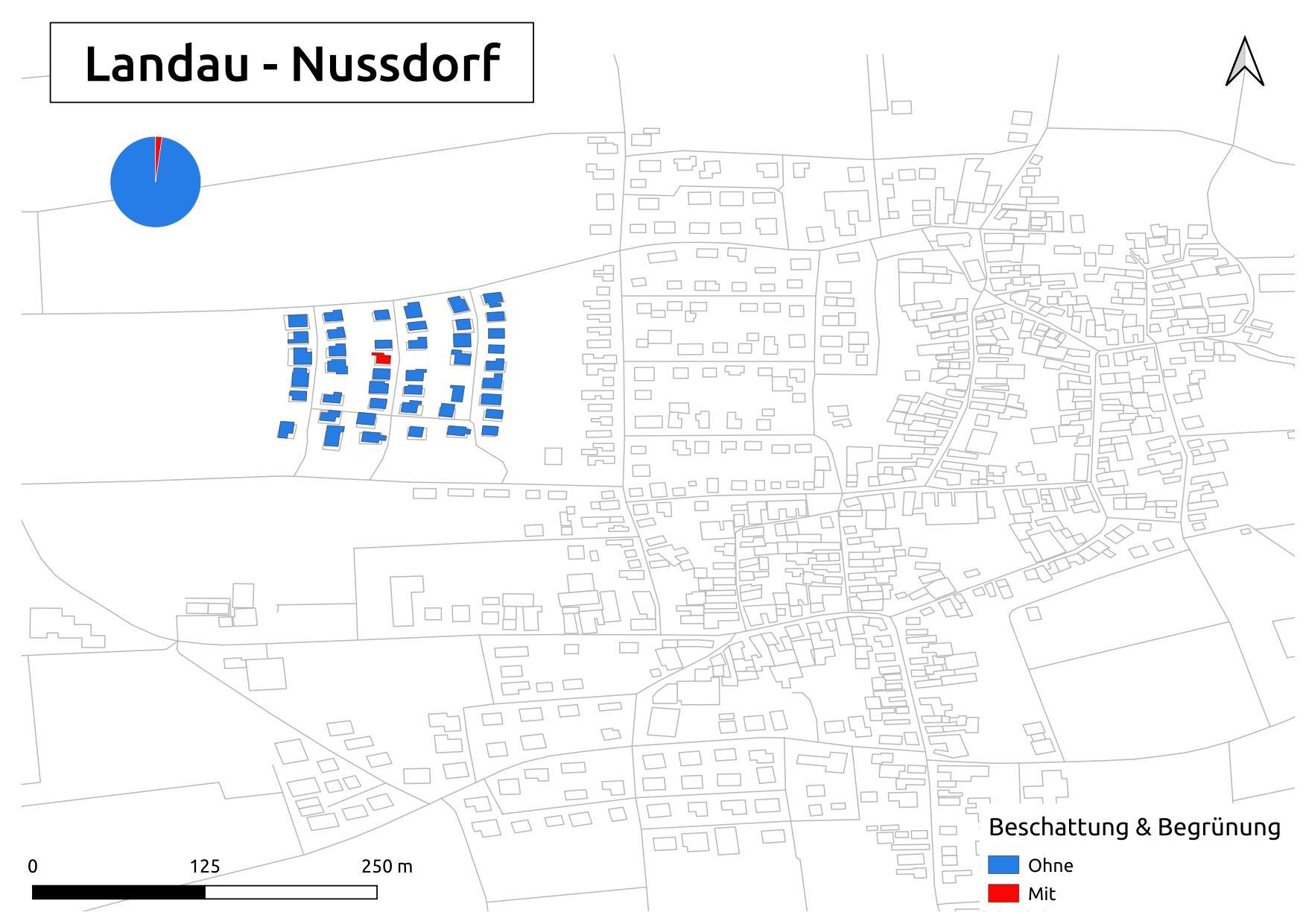 Biozidkarte Landau Nussdorf Beschattung DE