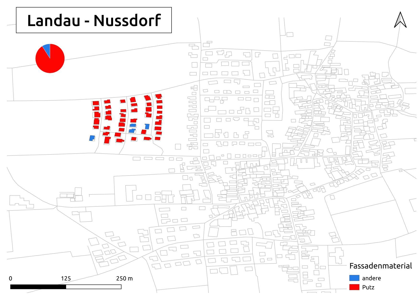 Biozidkarte Landau Nussdorf Fassadenmaterial DE