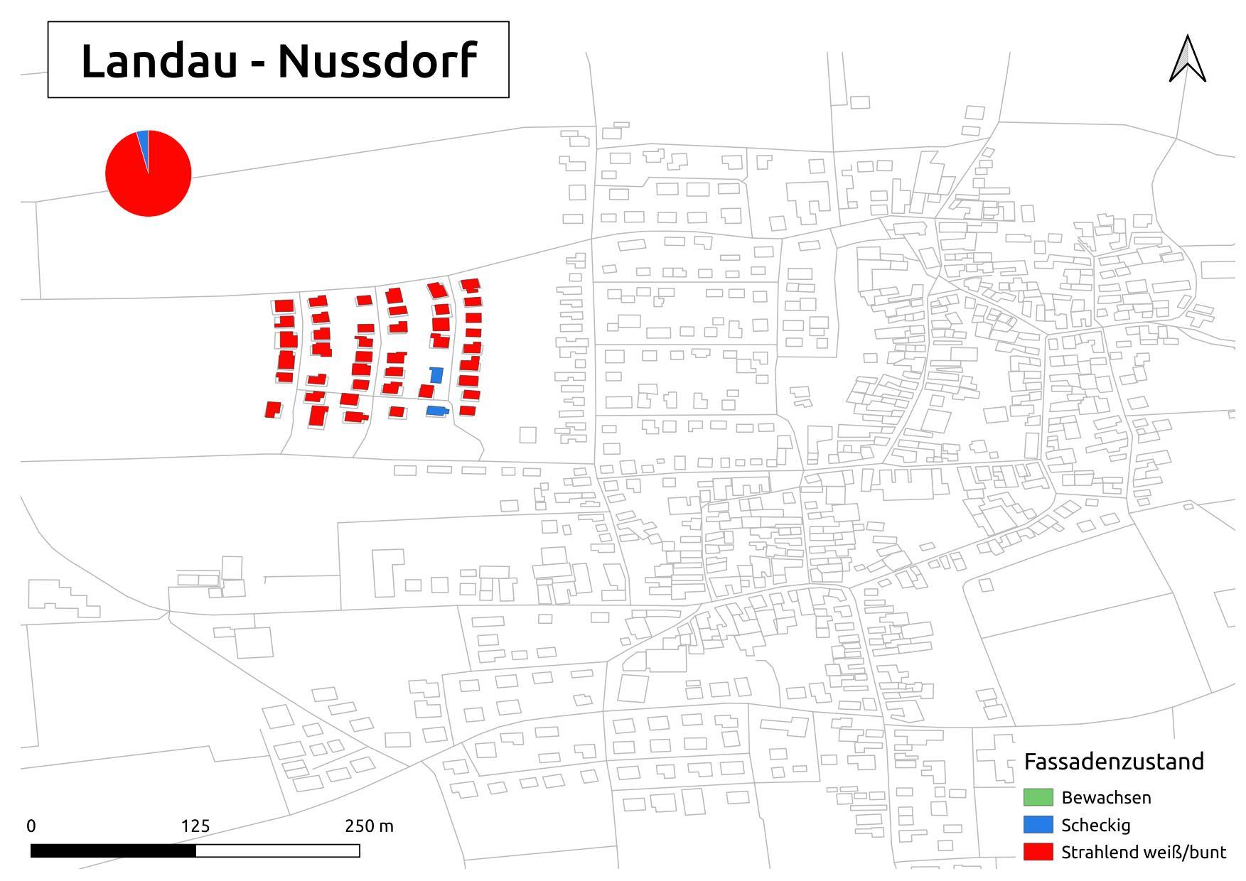 Biozidkarte Landau Nussdorf Fassadenzustand DE